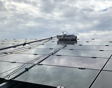 Fröhlich Solarreinigungt - Bassenheim / Koblenz
